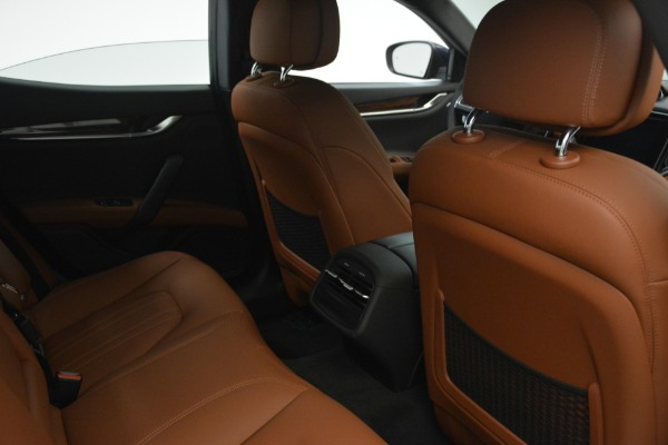 New 2019 Maserati Ghibli S Q4 for sale $59,900 at Bentley Greenwich in Greenwich CT 06830 24