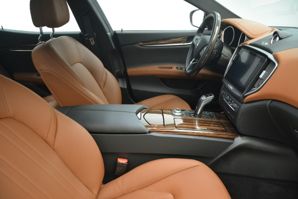 New 2019 Maserati Ghibli S Q4 for sale Sold at Bentley Greenwich in Greenwich CT 06830 21