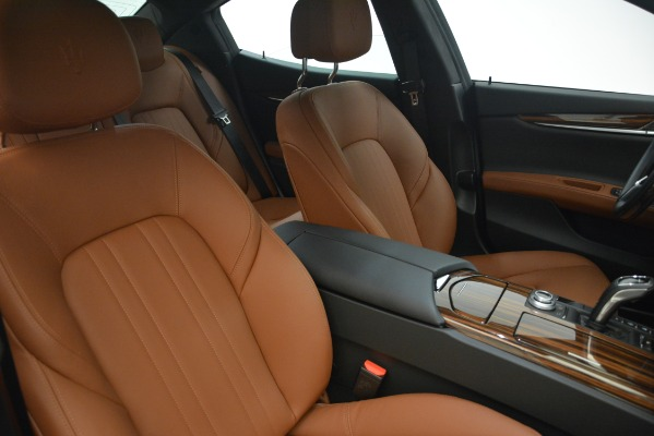 New 2019 Maserati Ghibli S Q4 for sale Sold at Bentley Greenwich in Greenwich CT 06830 22