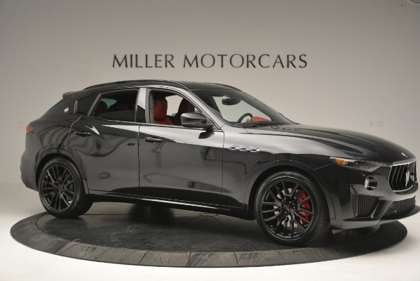 New 2019 Maserati Levante GTS for sale Sold at Bentley Greenwich in Greenwich CT 06830 10