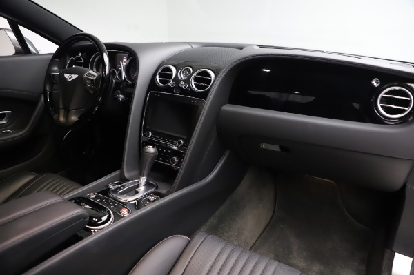 Used 2016 Bentley Continental GT W12 for sale Sold at Bentley Greenwich in Greenwich CT 06830 18