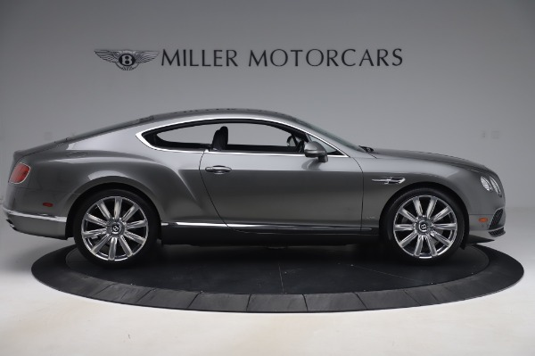 Used 2016 Bentley Continental GT W12 for sale Sold at Bentley Greenwich in Greenwich CT 06830 9