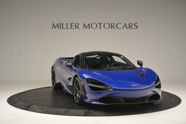Used 2018 McLaren 720S Performance for sale Sold at Bentley Greenwich in Greenwich CT 06830 11