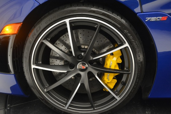 Used 2018 McLaren 720S Performance for sale Sold at Bentley Greenwich in Greenwich CT 06830 16