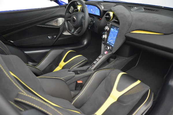Used 2018 McLaren 720S Performance for sale Sold at Bentley Greenwich in Greenwich CT 06830 20