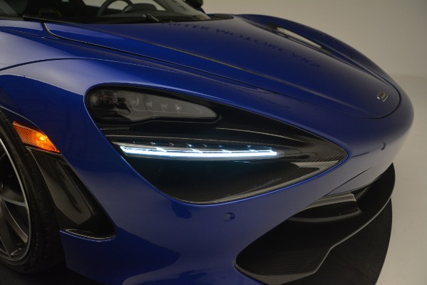 Used 2018 McLaren 720S Performance for sale Sold at Bentley Greenwich in Greenwich CT 06830 24