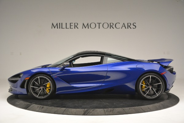 Used 2018 McLaren 720S Performance for sale Sold at Bentley Greenwich in Greenwich CT 06830 3