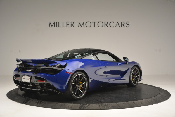 Used 2018 McLaren 720S Performance for sale Sold at Bentley Greenwich in Greenwich CT 06830 7