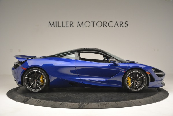 Used 2018 McLaren 720S Performance for sale Sold at Bentley Greenwich in Greenwich CT 06830 9