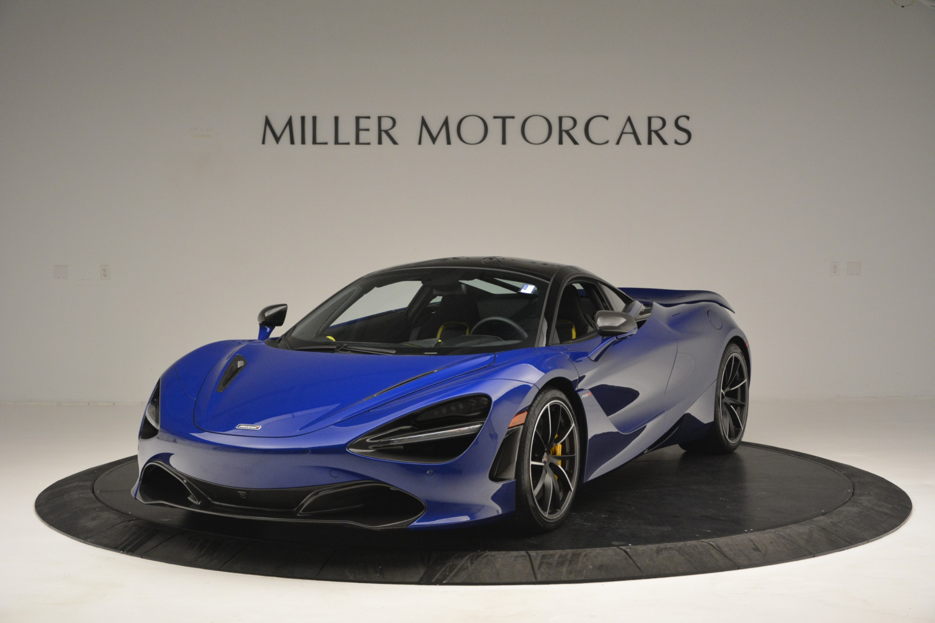 Used 2018 McLaren 720S Performance for sale Sold at Bentley Greenwich in Greenwich CT 06830 1