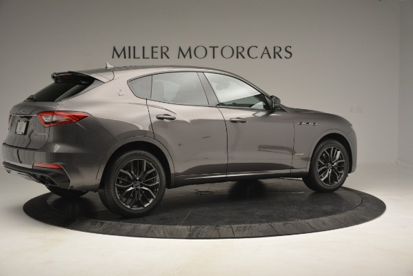 New 2019 Maserati Levante Q4 GranSport for sale Sold at Bentley Greenwich in Greenwich CT 06830 13