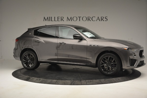 New 2019 Maserati Levante Q4 GranSport for sale Sold at Bentley Greenwich in Greenwich CT 06830 16
