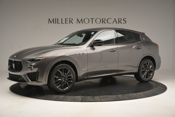 New 2019 Maserati Levante Q4 GranSport for sale Sold at Bentley Greenwich in Greenwich CT 06830 3