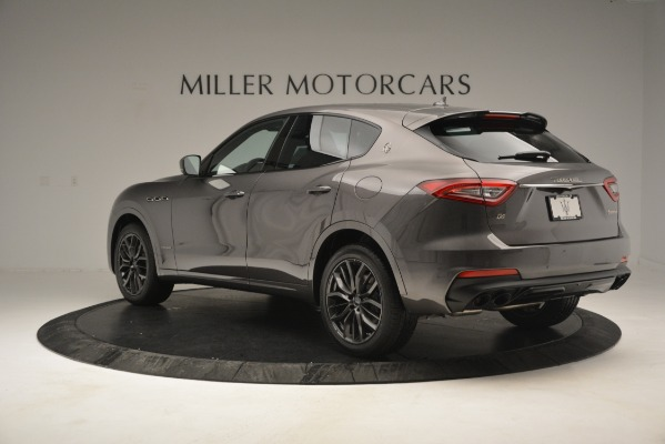 New 2019 Maserati Levante Q4 GranSport for sale Sold at Bentley Greenwich in Greenwich CT 06830 8
