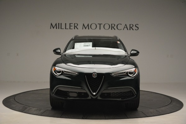 New 2019 Alfa Romeo Stelvio Q4 for sale Sold at Bentley Greenwich in Greenwich CT 06830 12
