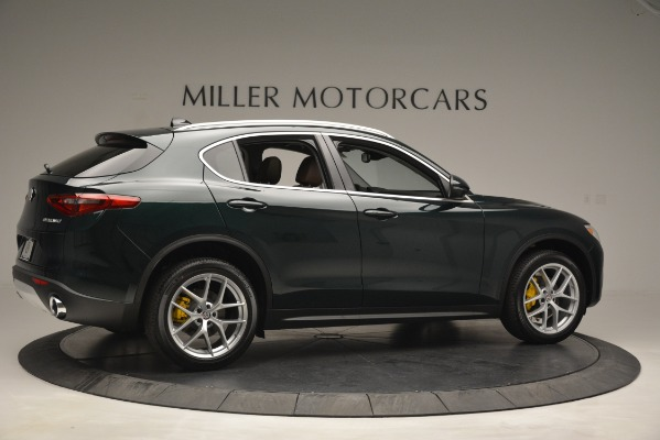 New 2019 Alfa Romeo Stelvio Q4 for sale Sold at Bentley Greenwich in Greenwich CT 06830 8