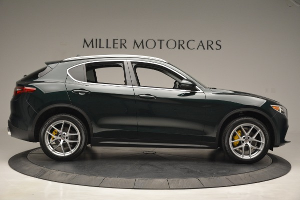 New 2019 Alfa Romeo Stelvio Q4 for sale Sold at Bentley Greenwich in Greenwich CT 06830 9