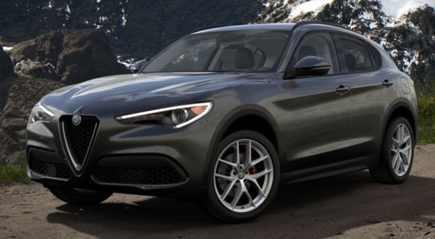 Used 2019 Alfa Romeo Stelvio Sport Q4 for sale Sold at Bentley Greenwich in Greenwich CT 06830 1