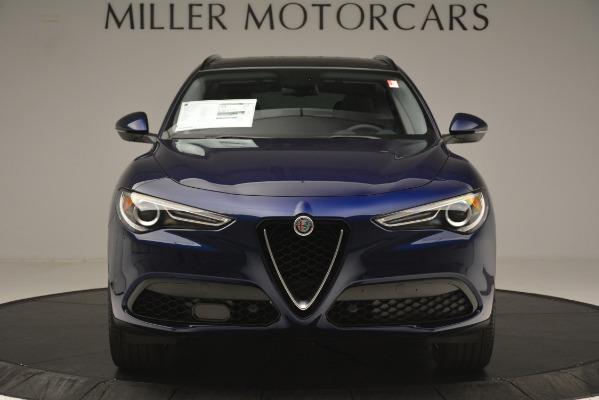 New 2019 Alfa Romeo Stelvio Sport Q4 for sale Sold at Bentley Greenwich in Greenwich CT 06830 12