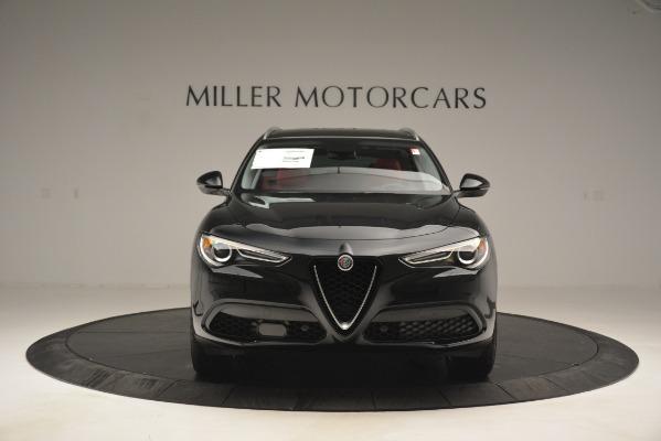 New 2019 Alfa Romeo Stelvio Q4 for sale Sold at Bentley Greenwich in Greenwich CT 06830 12