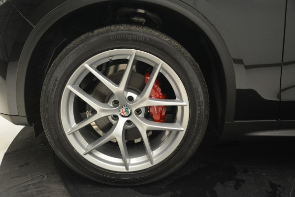 New 2019 Alfa Romeo Stelvio Q4 for sale Sold at Bentley Greenwich in Greenwich CT 06830 20