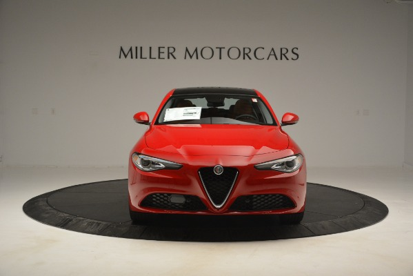 New 2019 Alfa Romeo Giulia Q4 for sale Sold at Bentley Greenwich in Greenwich CT 06830 12