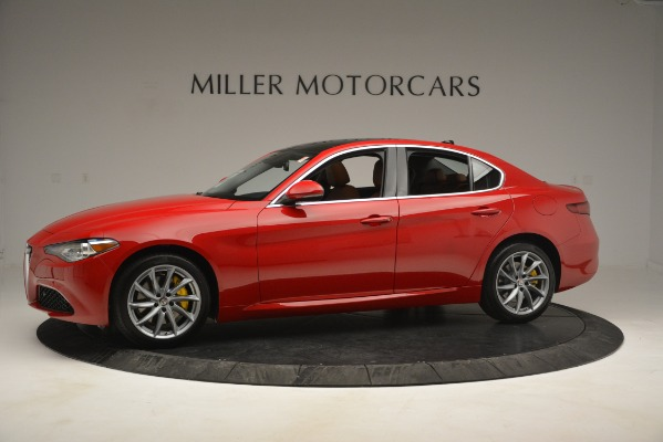 New 2019 Alfa Romeo Giulia Q4 for sale Sold at Bentley Greenwich in Greenwich CT 06830 2