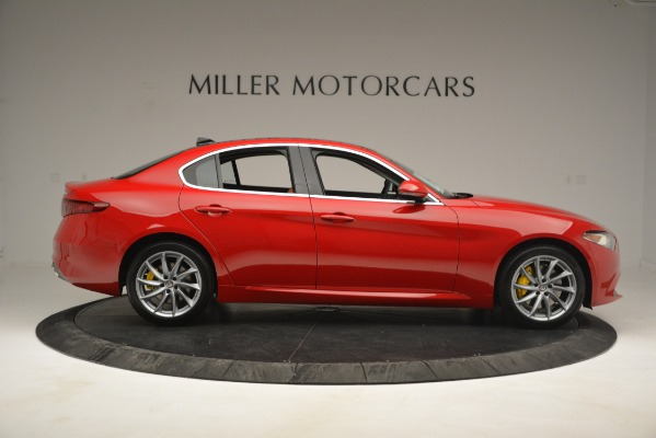 New 2019 Alfa Romeo Giulia Q4 for sale Sold at Bentley Greenwich in Greenwich CT 06830 9