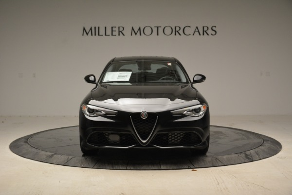 New 2019 Alfa Romeo Giulia Ti Sport Q4 for sale Sold at Bentley Greenwich in Greenwich CT 06830 12