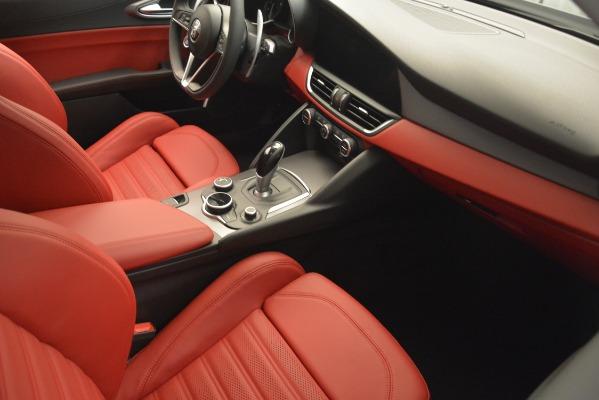 New 2019 Alfa Romeo Giulia Ti Sport Q4 for sale Sold at Bentley Greenwich in Greenwich CT 06830 19