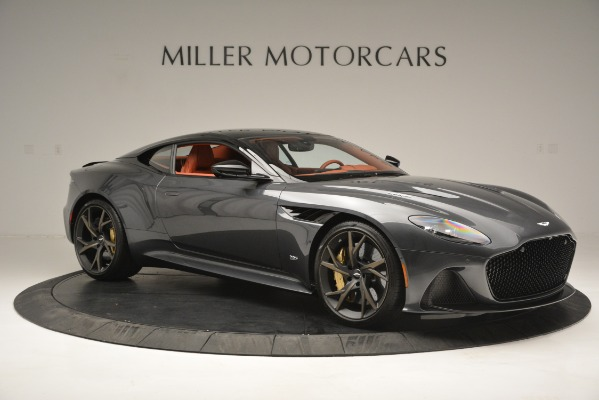 Used 2019 Aston Martin DBS Superleggera Coupe for sale $265,900 at Bentley Greenwich in Greenwich CT 06830 10