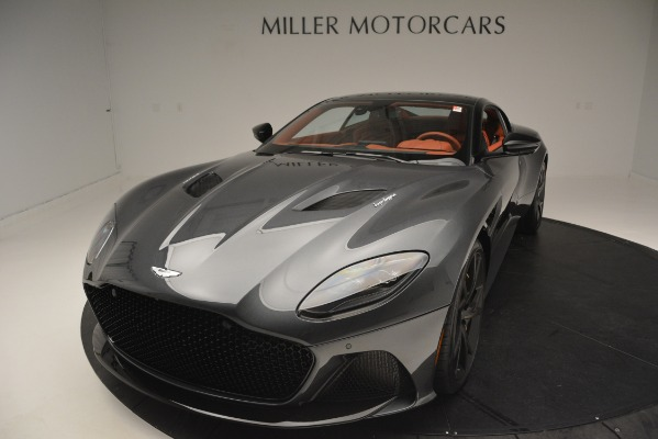 Used 2019 Aston Martin DBS Superleggera Coupe for sale $265,900 at Bentley Greenwich in Greenwich CT 06830 16