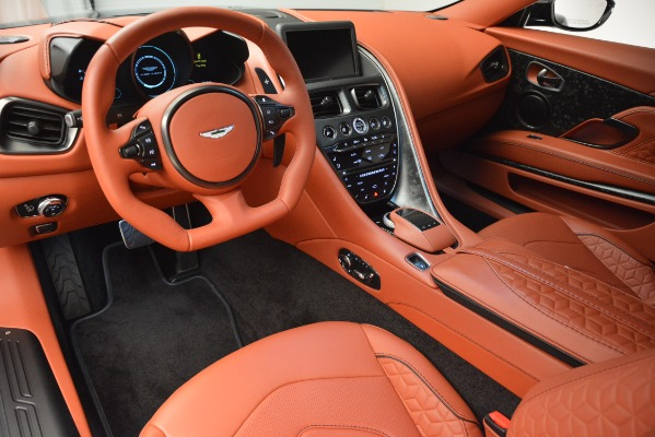 Used 2019 Aston Martin DBS Superleggera Coupe for sale $265,900 at Bentley Greenwich in Greenwich CT 06830 19