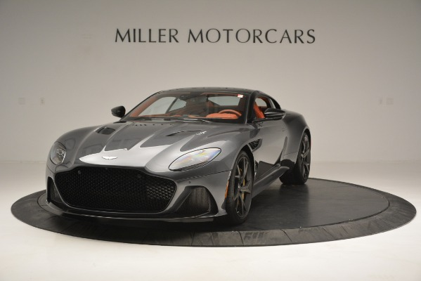 Used 2019 Aston Martin DBS Superleggera Coupe for sale $265,900 at Bentley Greenwich in Greenwich CT 06830 2