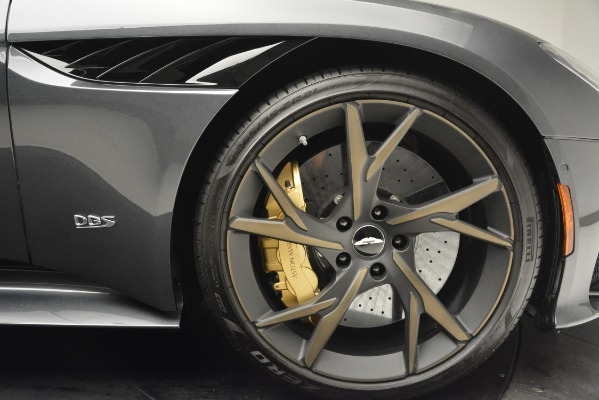 Used 2019 Aston Martin DBS Superleggera Coupe for sale $265,900 at Bentley Greenwich in Greenwich CT 06830 23
