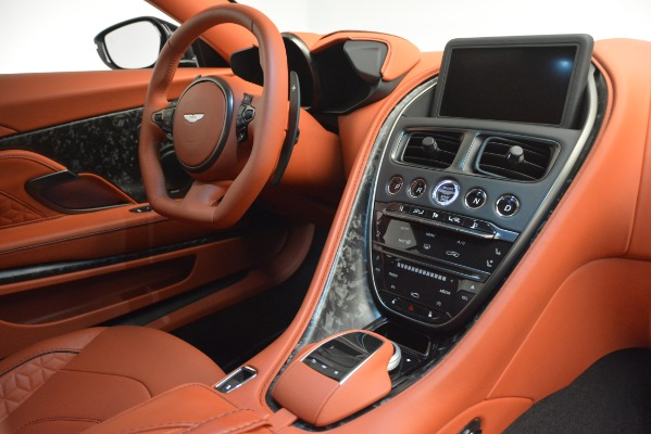 Used 2019 Aston Martin DBS Superleggera Coupe for sale $265,900 at Bentley Greenwich in Greenwich CT 06830 24