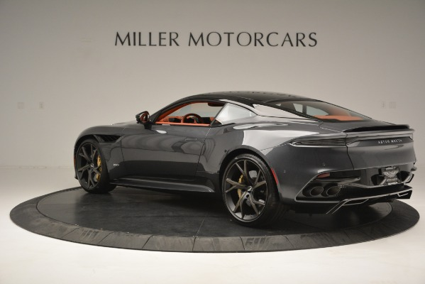 Used 2019 Aston Martin DBS Superleggera Coupe for sale $265,900 at Bentley Greenwich in Greenwich CT 06830 4
