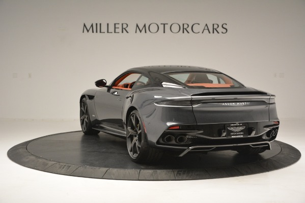 Used 2019 Aston Martin DBS Superleggera Coupe for sale $265,900 at Bentley Greenwich in Greenwich CT 06830 5