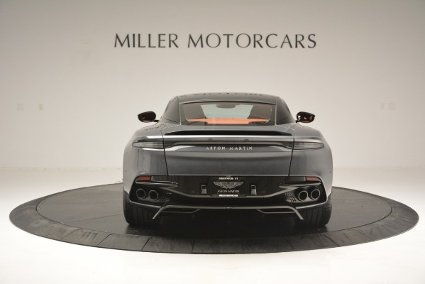 Used 2019 Aston Martin DBS Superleggera Coupe for sale $265,900 at Bentley Greenwich in Greenwich CT 06830 6