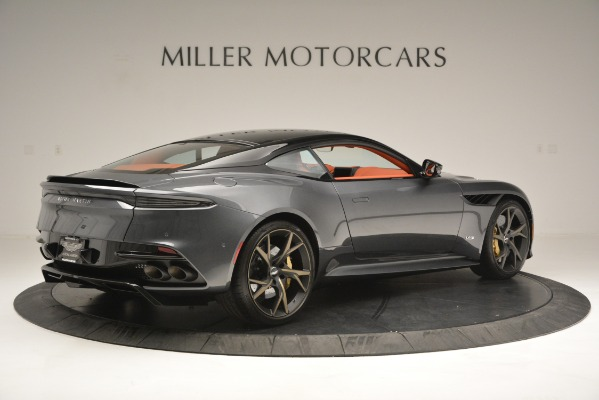 Used 2019 Aston Martin DBS Superleggera Coupe for sale $265,900 at Bentley Greenwich in Greenwich CT 06830 8