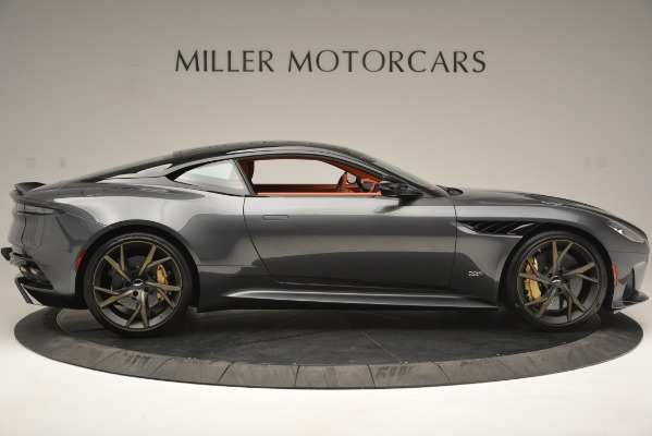 Used 2019 Aston Martin DBS Superleggera Coupe for sale $265,900 at Bentley Greenwich in Greenwich CT 06830 9