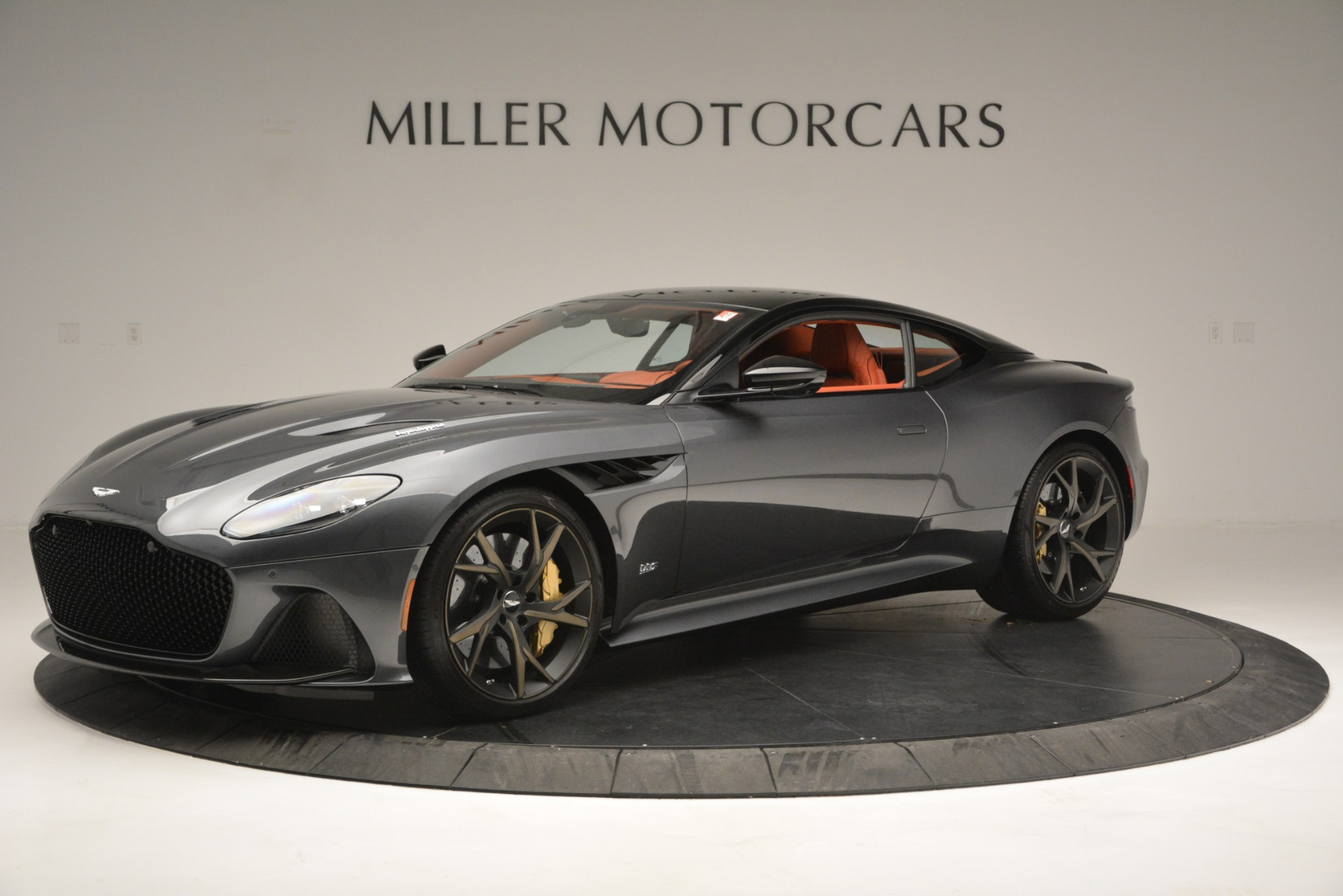 Used 2019 Aston Martin DBS Superleggera Coupe for sale $265,900 at Bentley Greenwich in Greenwich CT 06830 1