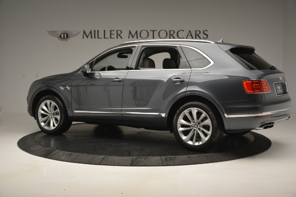 New 2019 Bentley Bentayga V8 for sale Sold at Bentley Greenwich in Greenwich CT 06830 4