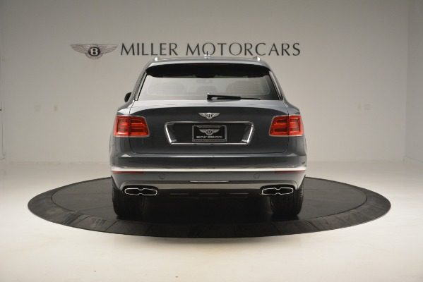 New 2019 Bentley Bentayga V8 for sale Sold at Bentley Greenwich in Greenwich CT 06830 6