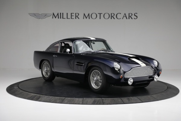 New 2018 Aston Martin DB4 GT Continuation Coupe for sale Call for price at Bentley Greenwich in Greenwich CT 06830 10