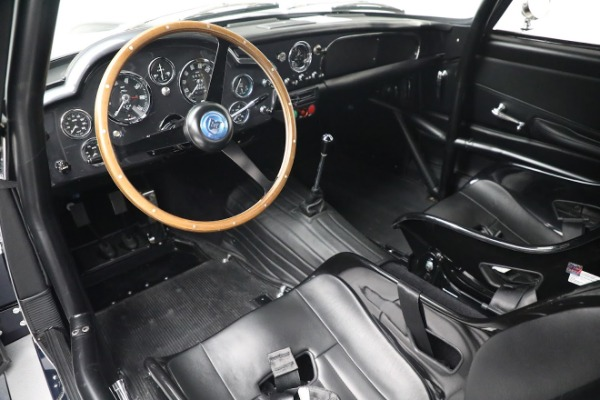 New 2018 Aston Martin DB4 GT Continuation Coupe for sale Call for price at Bentley Greenwich in Greenwich CT 06830 13