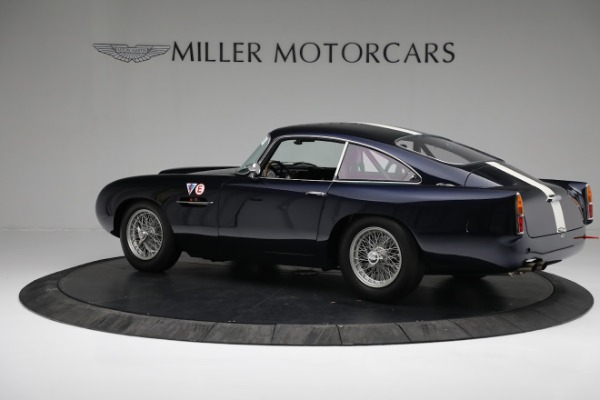 New 2018 Aston Martin DB4 GT Continuation Coupe for sale Call for price at Bentley Greenwich in Greenwich CT 06830 3