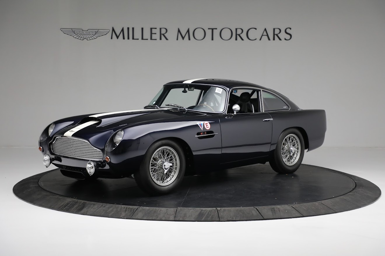 New 2018 Aston Martin DB4 GT for sale Call for price at Bentley Greenwich in Greenwich CT 06830 1