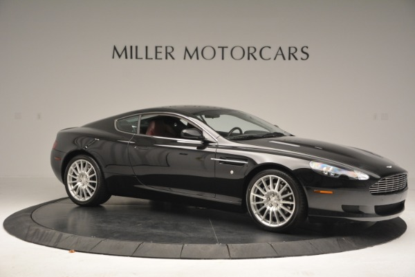 Used 2006 Aston Martin DB9 Coupe for sale Sold at Bentley Greenwich in Greenwich CT 06830 10