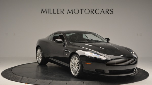 Used 2006 Aston Martin DB9 Coupe for sale Sold at Bentley Greenwich in Greenwich CT 06830 11
